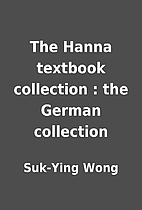 The Hanna textbook collection : the German…