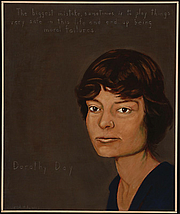 """Author photo. Portrait by Robert Shetterly, <a href=""""http://www.americaswhotellthetruth.org"""">AmericansWhoTellTheTruth.org</a>"""