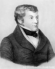 Author photo. Heinrich Zschokke