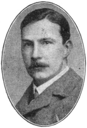 Author photo. Photo from The War Illustrated, 31 July 1915, <i>via</i> <a href=&quot;http://en.wikipedia.org/wiki/Oliver_Onions&quot;>Wikipedia</a>