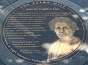 Author photo. Juliette Gordon Low.  Photo by user dbking / Flickr.