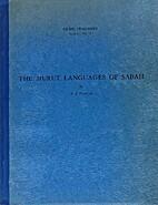 The Murut languages of Sabah, (Pacific…