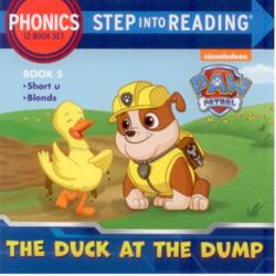 the duck at the dump nickelodeon paw patrol book 5jennifer liberts | librarything