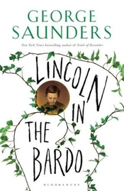 Lincoln in the Bardo cover