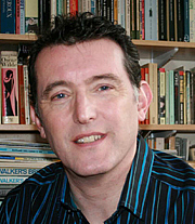 """Author photo. Andrew Murray Scott, author of """"Bonnie Dundee"""" and """"Discovering Dundee"""""""