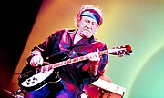 Author photo. Paul Kantner on stage in 2013.
