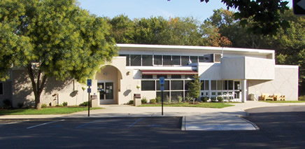 Hickory Corner Branch, Mercer County Library System in East Windsor