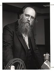 Author photo. Prof. P. Adams Sitney (photo courtesy of Princeton University)