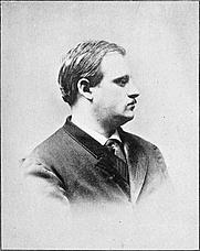 Author photo. Image from <b><i>Un renovateur de l'occultisme : Stanislas de Guaita, 1861-1898</i></b> (1898) by Maurice Barrès