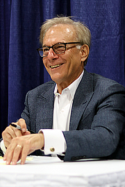 """Author photo. David Ignatius at the 2018 U.S. National Book Festival By Fuzheado - Own work, CC BY-SA 4.0, <a href=""""https://commons.wikimedia.org/w/index.php?curid=72308570"""" rel=""""nofollow"""" target=""""_top"""">https://commons.wikimedia.org/w/index.php?curid=72308570</a>"""