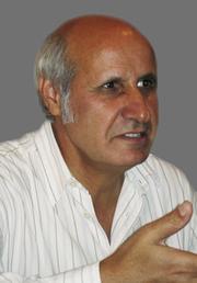 Author photo. Salim Alafenisch
