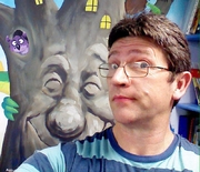 Author photo. Steven Smallman/from his homepage