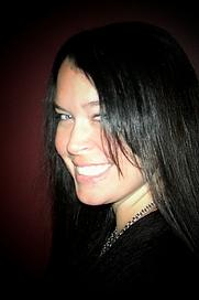 Author photo. Sorcha Black