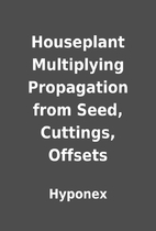Houseplant Multiplying Propagation from…