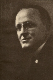 Author photo. Pirie Macdonald, New York. 1922 From When Winter Comes to Main Street by Grant Overton, George H. Doran Company, 1922