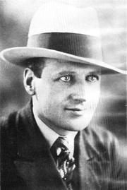Author photo. Herman Charles Bosman