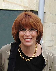 Author photo. Carole Garbuny Vogel