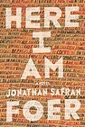 Image of the book Here I Am: A Novel by the author
