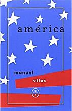 América by Manuel Vilas