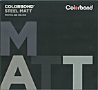 Colorbond Steel Matt Roofing And Walling by…
