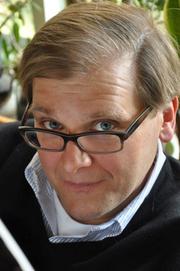 Author photo. Thomas Dyja