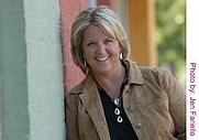Author photo. Jenny Gardiner [Photo by Jen Fariello]