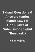 Zakaat Questions & Answers (series Islamic…