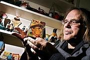 Author photo. Cooper Edens/photo by Dean Rutz, Seattle Times