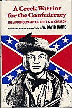 A Creek Warrior for the Confederacy: The…