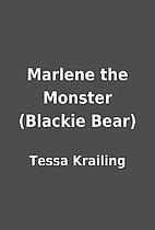Marlene the Monster (Blackie Bear) by Tessa…
