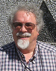 Author photo. Professor Michael H. Shank