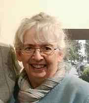 Author photo. Judith B. Tankard