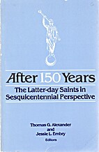 After 150 years: The Latter-day Saints in…
