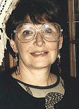 Author photo. The Barbara Juster Esbensen Memorial