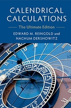 Calendrical Calculations: The Ultimate…