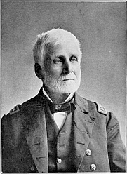 Author photo. Image from <b><i>Biographical Sketches of Distingushed Officers of the Army and Navy</i></b> (New York: L. R. Hamersly, 1905)