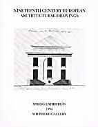Nineteenth Century European Architectural…