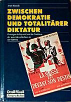 Zwischen Demokratie und totalitäterer…