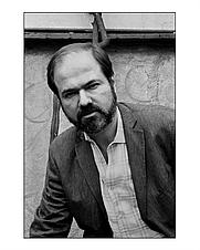 """Author photo. Alberto Ibáñez """"El Negro"""""""