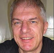 Author photo. Rudolf von Steiger