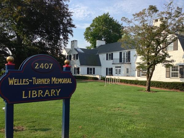 Welles-Turner Memorial Library