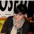 Author photo. Andi Zeisler (Bitch Magazine)