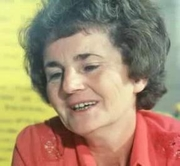 Author photo. Thea Beckman 1974