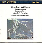 Symphonies 7 & 8 by Ralph Vaughan Williams