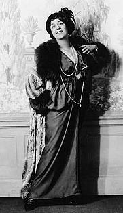 Author photo. 1914 photograph (LoC Prints and Photographs, LC-USZ62-104068)
