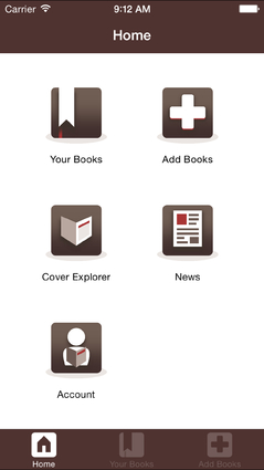 iPhone app submitted, awaiting approval   Talk about LibraryThing
