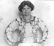 Author photo. Frances Toor (1890-1956)
