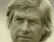 Author photo. Maurice Rowden (1922-2009)