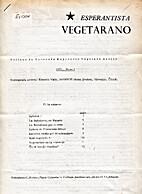 Esperantista Vegetarano (1971:01)