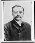 Author photo. Library of Congress, Prints and Photographs Division, Reproduction Number LC-USZ62-100903